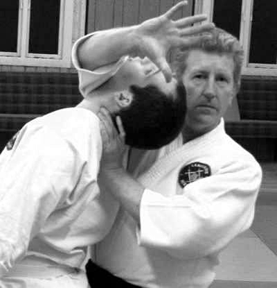 Ian Cherry Preston Aikido