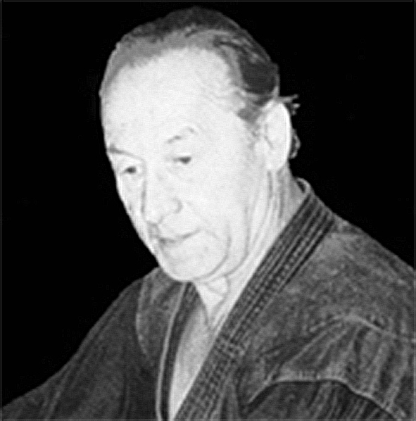Marion Mucha - founder of the Lancashire Aikikai